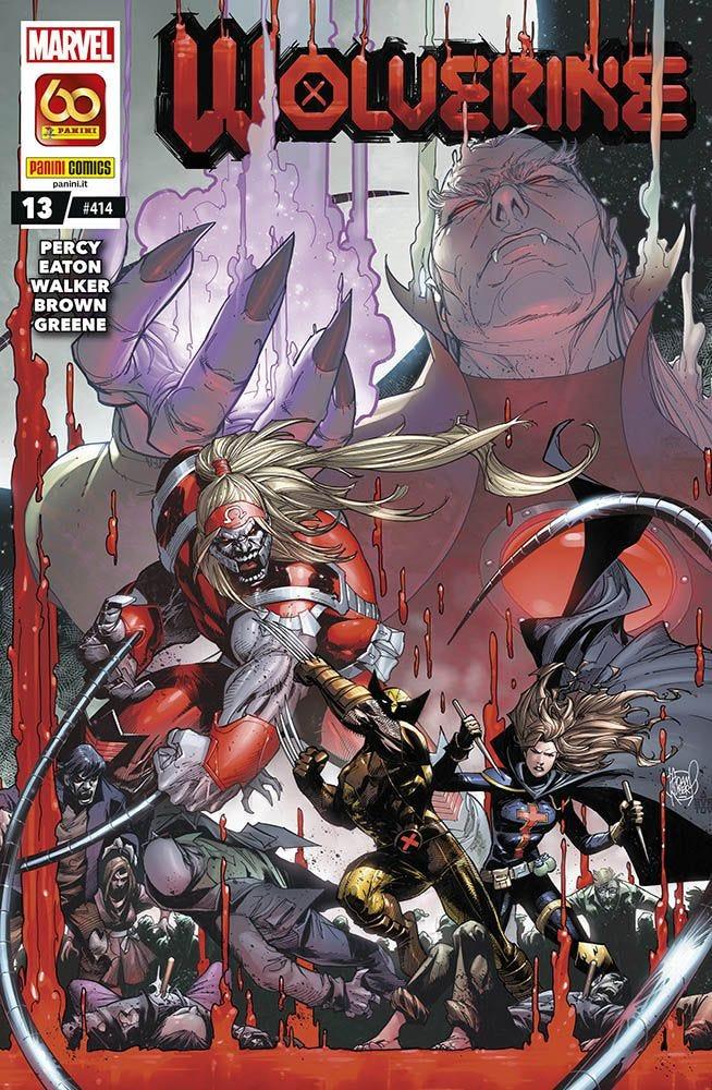 Wolverine 13 Prevendita magazines