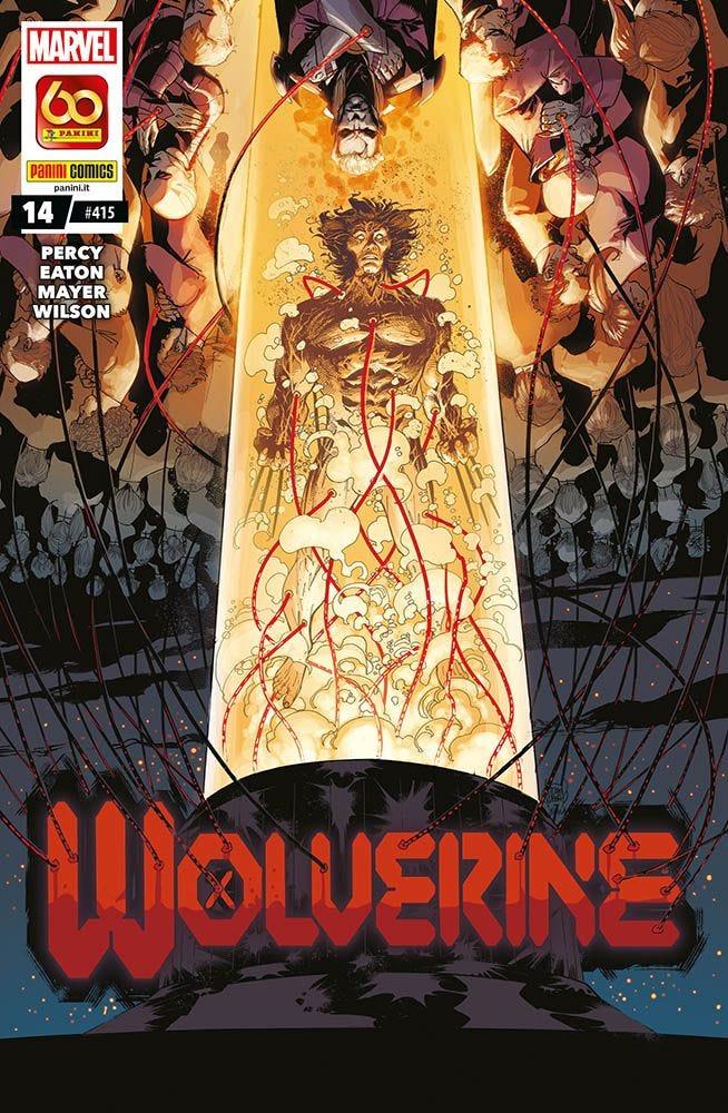 Wolverine 14 Wolverine magazines