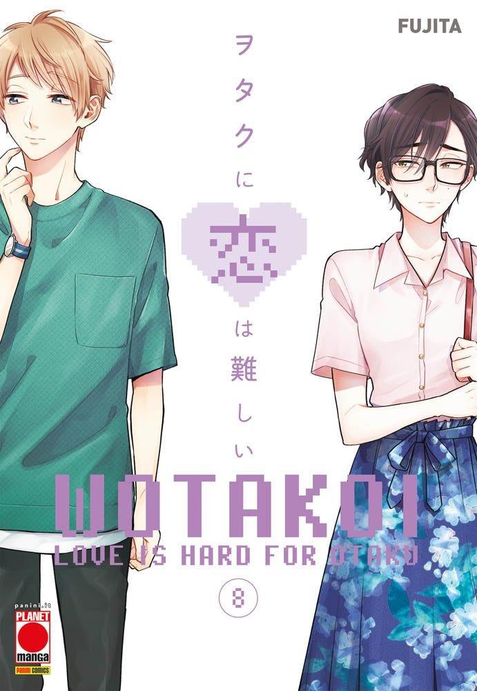 Wotakoi 8  books