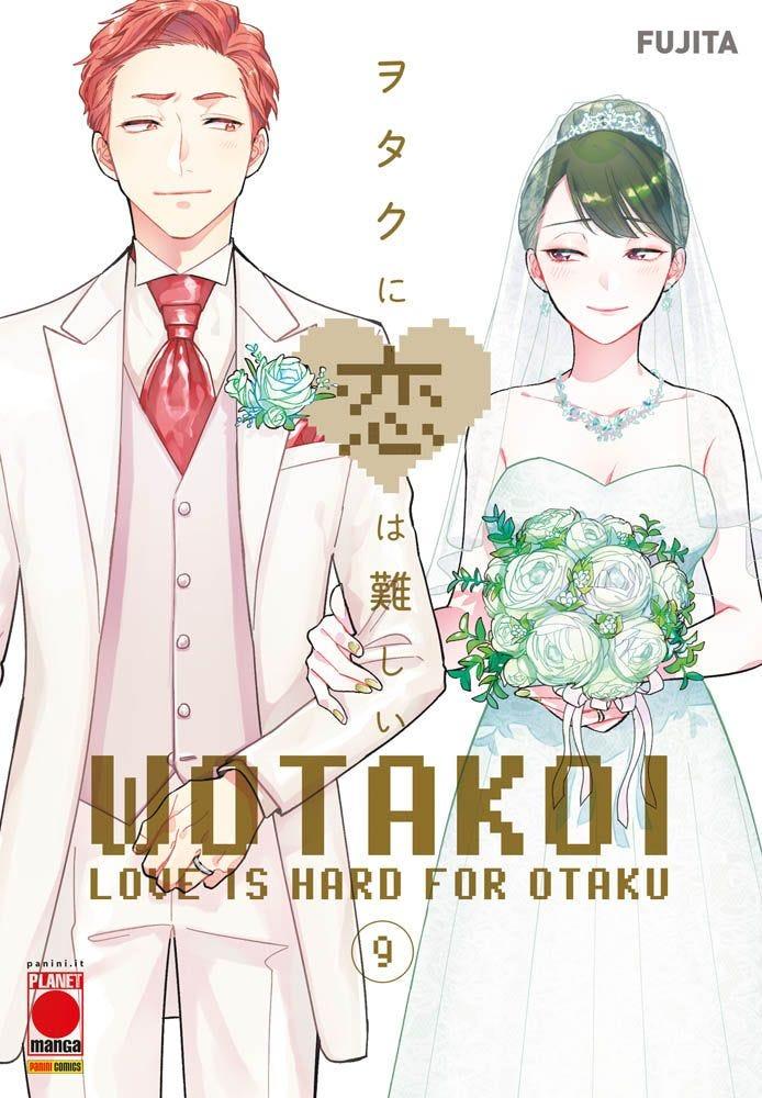 Wotakoi – Love is Hard for Otaku 9 Da Cinema e Animazione magazines
