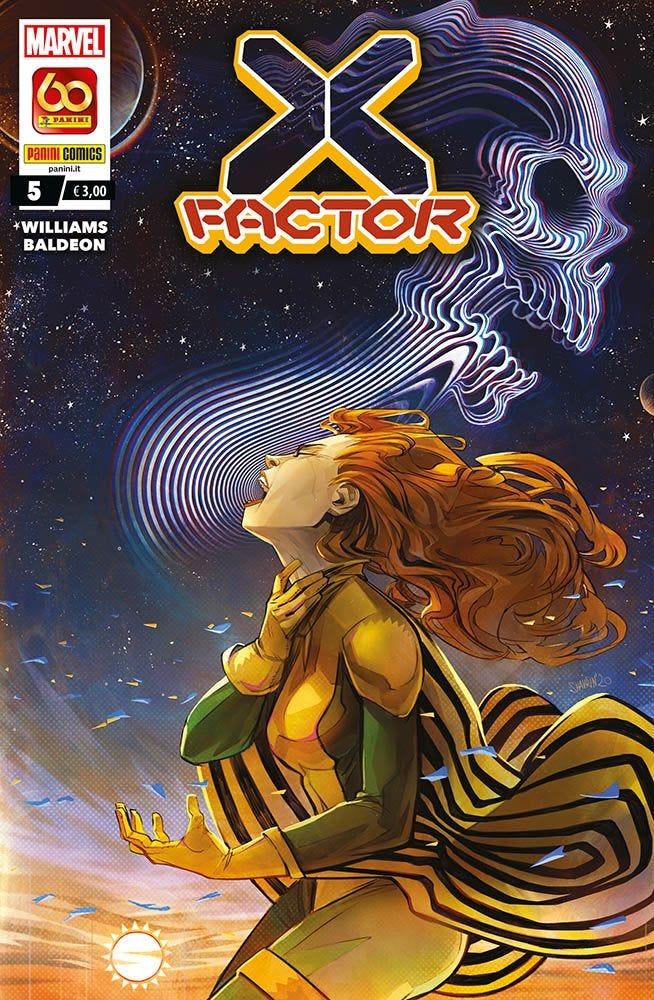 X-Factor 5 Prevendita magazines