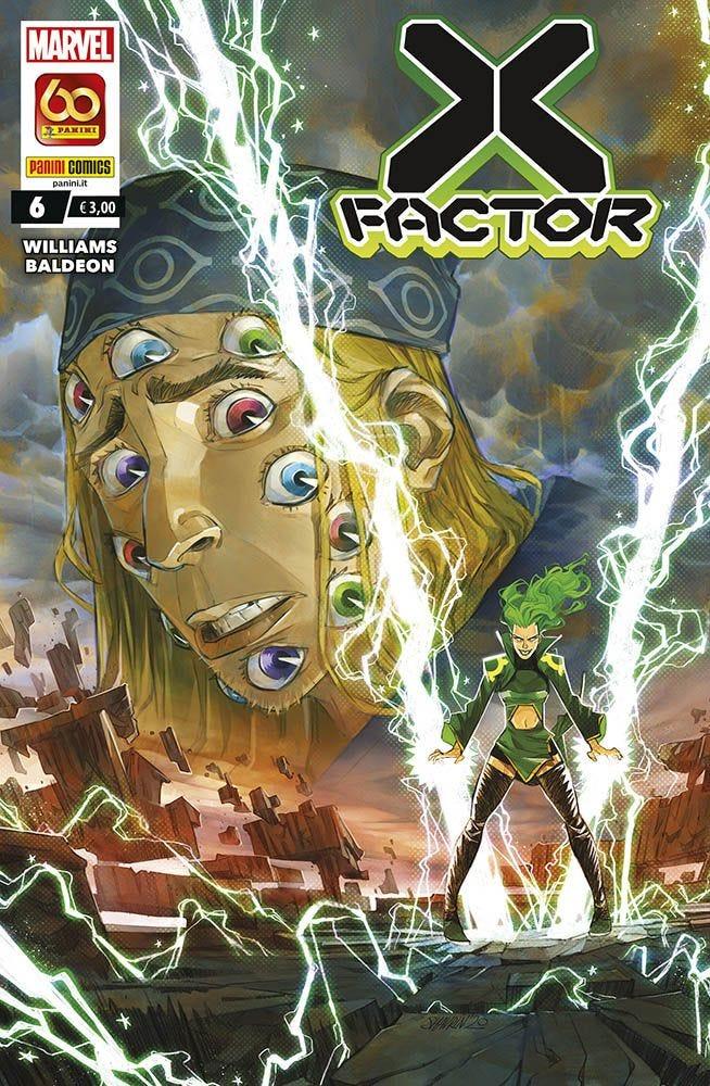 X-Factor 6 Serie Regolare magazines