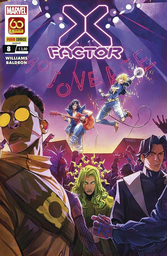 X-Factor 8 Serie Regolare magazines