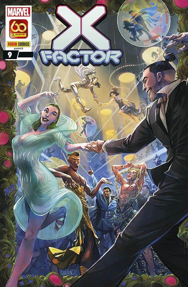 X-Factor 9 Serie Regolare magazines
