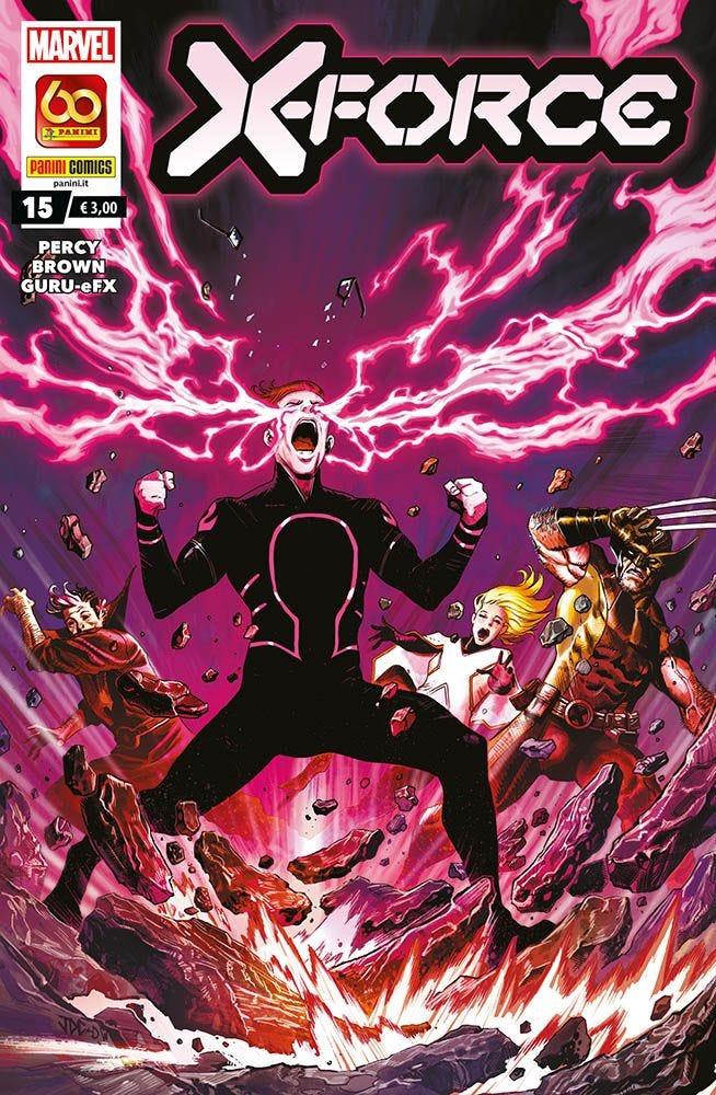 X-Force 15 X-Men books