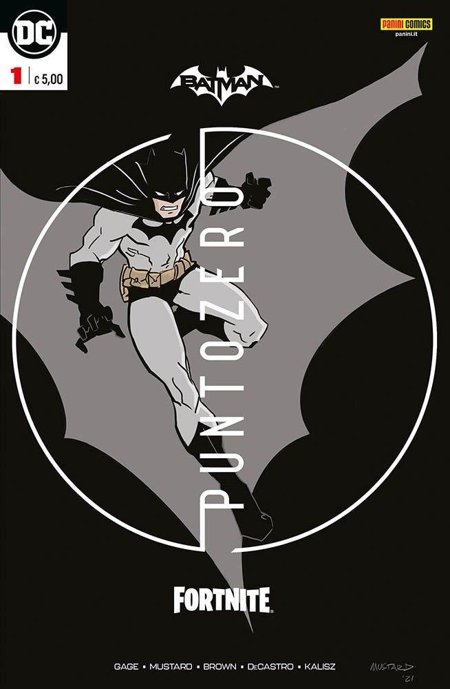 Batman/Fortnite: Punto Zero PREMIUM VARIANT 1 Prevendita magazines