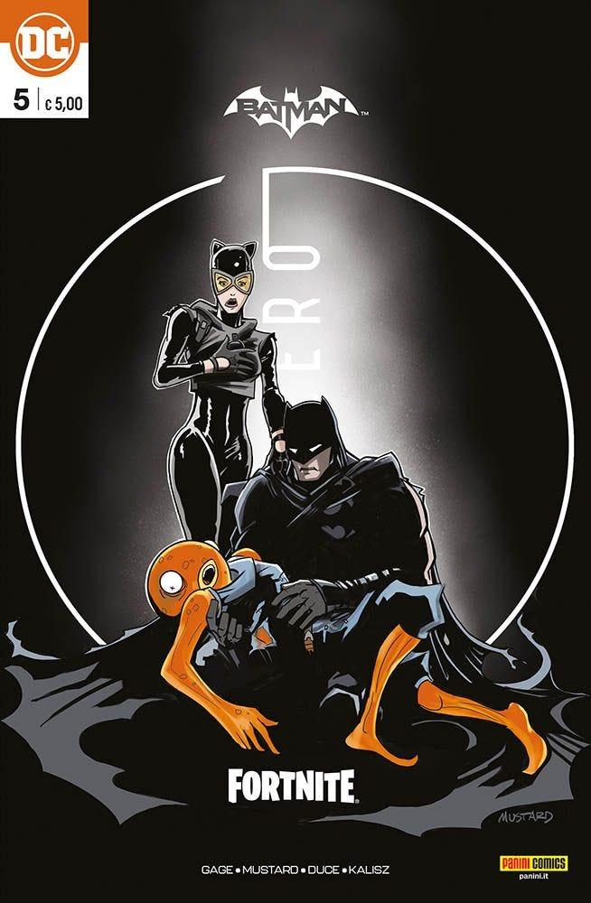 Batman/Fortnite  PREMIUM VARIANT 5 Iniziare a Leggere DC magazines