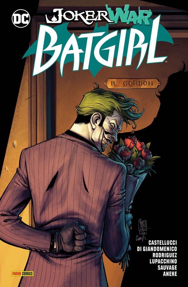 Batgirl: Joker War Prevendita magazines