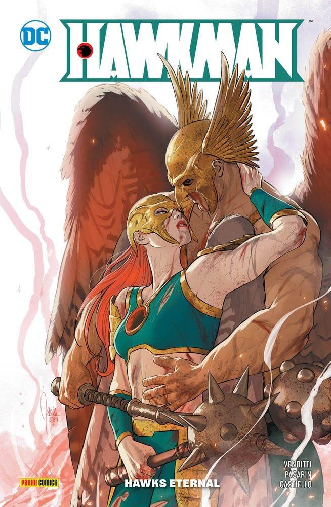 Hawkman: Hawks Eternal 5 Prevendita magazines