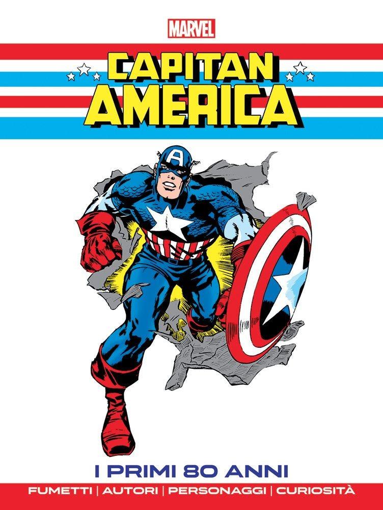 Capitan America: I Primi 80 Anni Volumi Autoconclusivi books