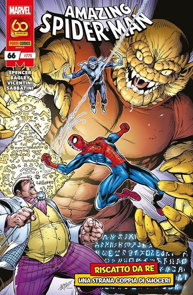 Amazing Spider-Man 66 Spider-Man magazines