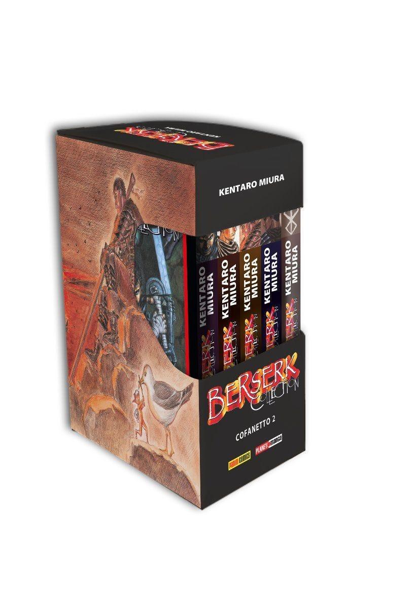 Berserk Collection Serie Nera - Cofanetto 6/10 Pieno Da Cinema e Animazione books