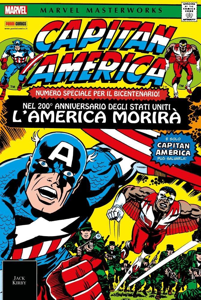 Capitan America 10 Prevendita magazines