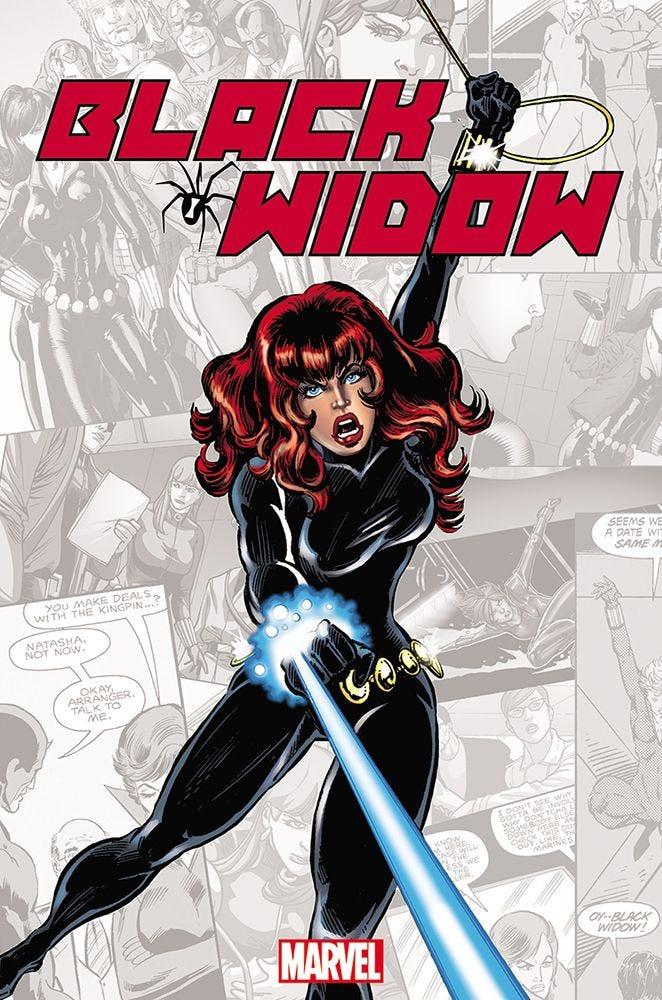 Marvel-Verse: Black Widow Iniziare a Leggere Marvel magazines