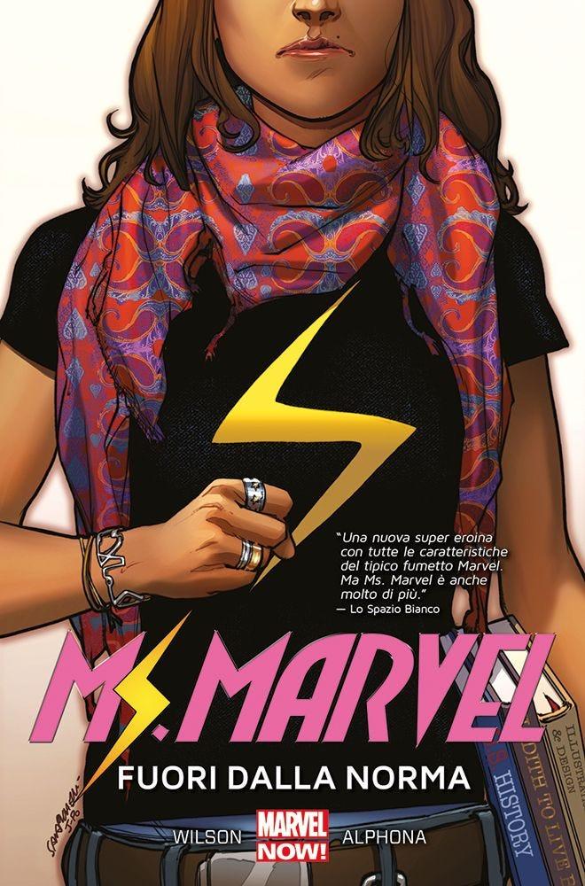 Ms. Marvel 1 Iniziare a Leggere Marvel magazines
