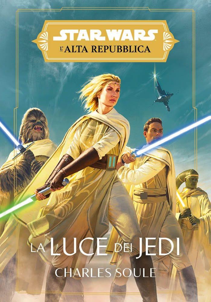 Star Wars Romanzi: L'Alta Repubblica – La Luce dei Jedi Star Wars magazines