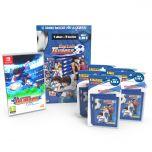 """Super Pack Captain Tsubasa DELUXE 2 - 1 starter pack + 5 multiset + videogame """"Captain Tsubasa"""" Nintendo Switch"""