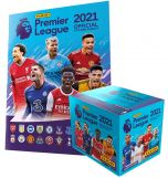 Premier League 2021 Official Sticker Collection - Album + Box da 50 bustine