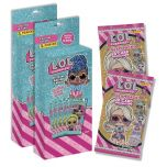 SUPER GLAMPACK L.O.L. SURPRISE TRADING CARD 3 - 2 GLAM PACK + 2 ECOBLISTER