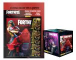 SUPER PACK FORTNITE RELOADED STICKER COLLECTION - 1 STARTER PACK + 1 SCATOLA DA 50 BUSTINE