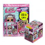 """SPECIAL PACK 1 PACK L.O.L. SURPRISE """"O.M.G."""" - 1 Starter Pack + 1 scatola da 50 bustine"""