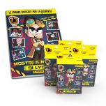 Lyon - Mistery pack con album omaggio + 4 ecoblister