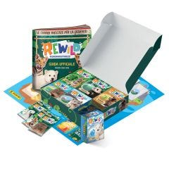 Panini Rewild - collector box