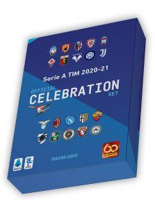 SERIE A 2020-21 - Official CELEBRATION SET