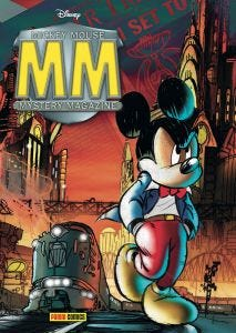 MICKEY MOUSE MYSTERY MAGAZINE N.1