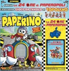 PAPERINO N.492 - CON PEDINA PAPERINO E CARTE (GIOCO DA TAVOL