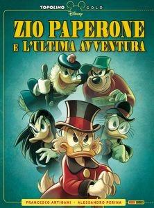 TOPOLINO GOLD N.2 - ZIO PAPERONE E L'ULTIMA AVVENTURA