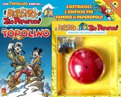 SUPER TOPOLINO N.3410 - DEPOSITO DI ZIO PAPERONE 4