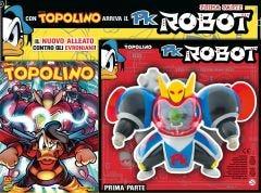 SUPER TOPOLINO N.3437 - ROBOTTONE PK (1)