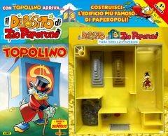 Topolino 3407 + Deposito Di Zio Paperone