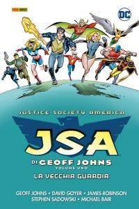 DC EVERGREEN: JSA DI GEOFF JOHNS VOL. 1 (LIBRO ISBN)