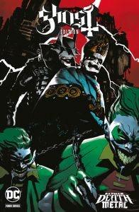 BATMAN - DEATH METAL N. N.8