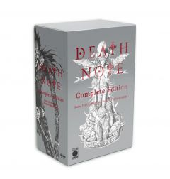 DEATH NOTE COMPLETE EDITION (ISBN)