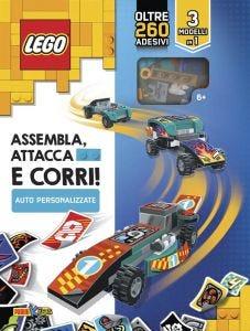 LEGO WORLD INIZIATIVE N.6 LEGO ICONIC BUILD & STICK (BSP-660
