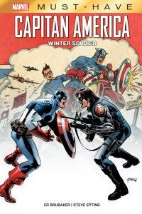 MARVEL MUST HAVE VOL.23: CAPITAN AMERICA - WINTER SOLDIER (L
