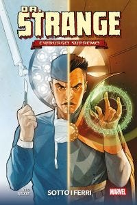 MARVEL COLLECTION: DR. STRANGE MD. VOL. 1