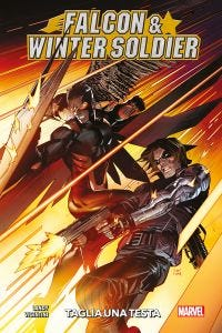 MARVEL COLLECTION: FALCON & WINTER SOLDIER VOL. 1 - TAGLIA U