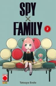 PLANET MANGA PRESENTA: SPY X FAMILY 2