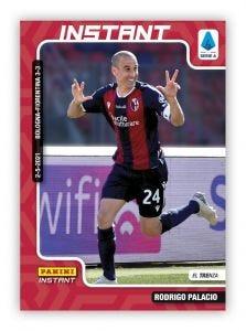 PANINI INSTANT – CARD CALCIATORI 2020-21 #20 – RODRIGO PALACIO - EL TRENZA