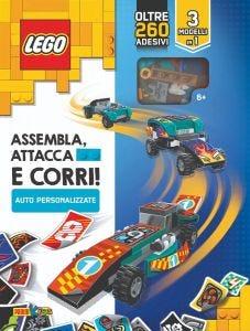 Lego: Assembla,Attacca e Corri!