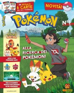 Pokemon Magazine 1