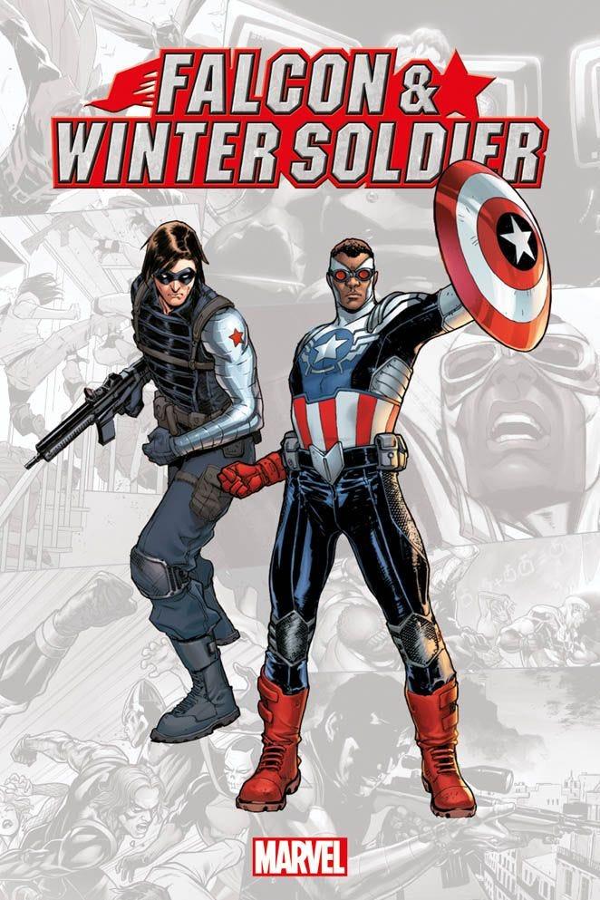 Guida ai fumetti di Falcon and The Winter Soldier