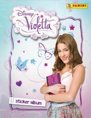 Violetta Sticker Collection