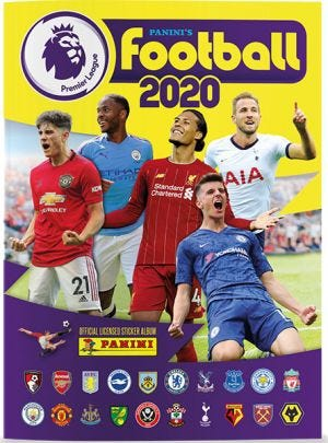 Football 2020 - Premier League