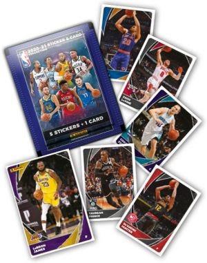 2020-2021 PANINI NBA STICKER AND CARD COLLECTION - figurine mancanti