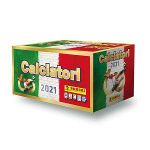 Calciatori 2021 - Box da 100 bustine